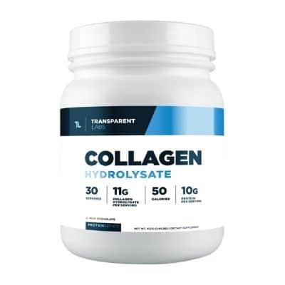 Best Paleo Protein Powder - Transparent Labs Collagen Hydrolysate Review