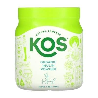 Best Prebiotics Supplement - KOS Organic Inulin Powder Review