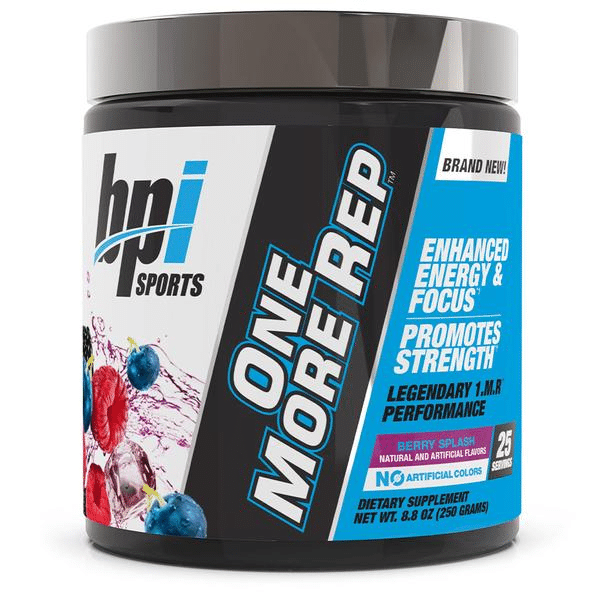 Best Beet Powder - BPI Sports One More Rep Review