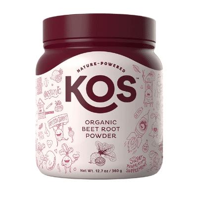 Best Beet Powder - KOS Organic Beetroot Powder Review