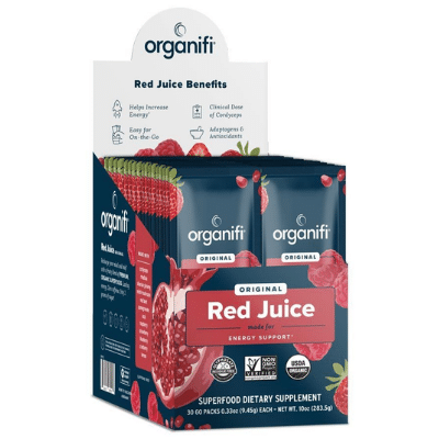 Best Beet Powder - Organifi Red Juice Travel Packs Review