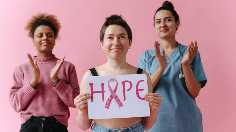 New Study Gives Hope for Less Harmful Breast Cancer Chemo