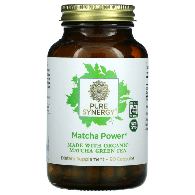 Pure Synergy Matcha Power Review