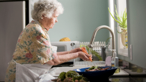 Healthy Diet Linked to Better Memory Function in the Elderly