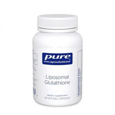 Best Glutathione Pills Pure Encapsulations Liposomal Glutathione Capsules Review
